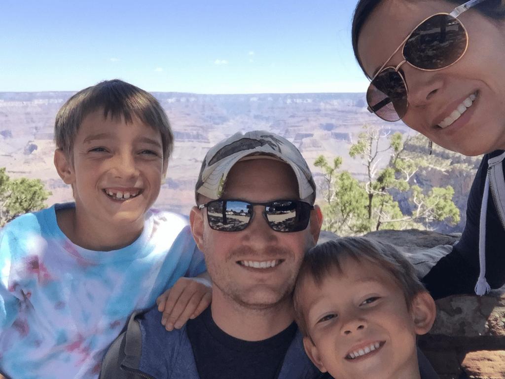 traveling homeschoolers