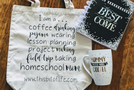 Homeschool Moms Giveaway