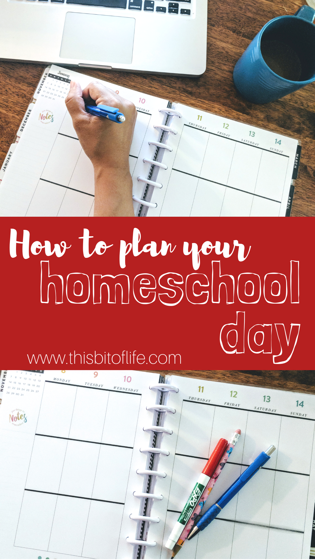 Feeling lost on how to create a homeschool plan? I will walk you through how I plan for our homeschool and how to fit all of our curriuclum in easily! #homeschoolplanning #homeschooling #planning
