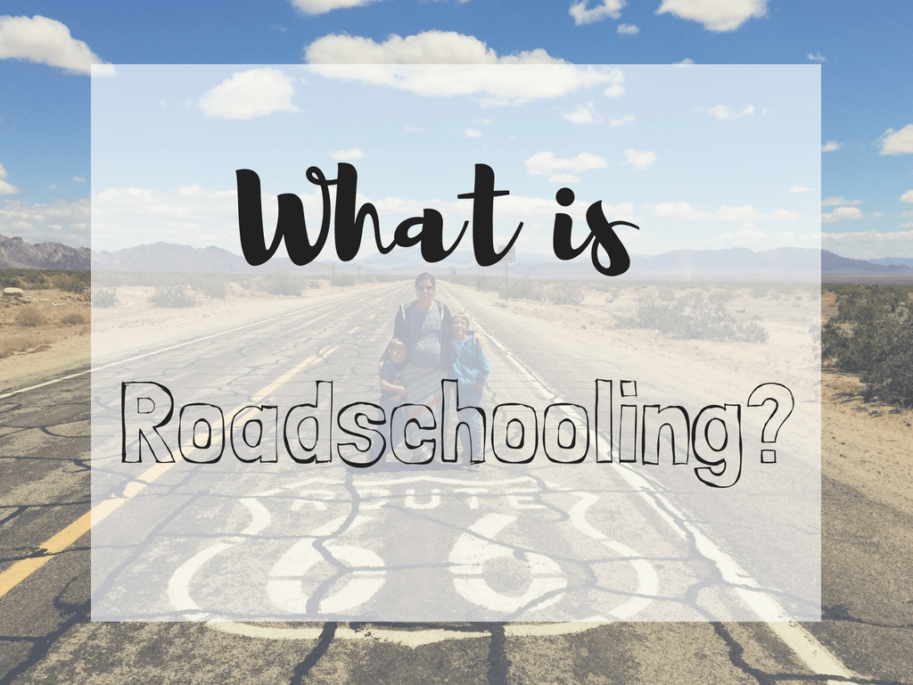 What is roadschooling?