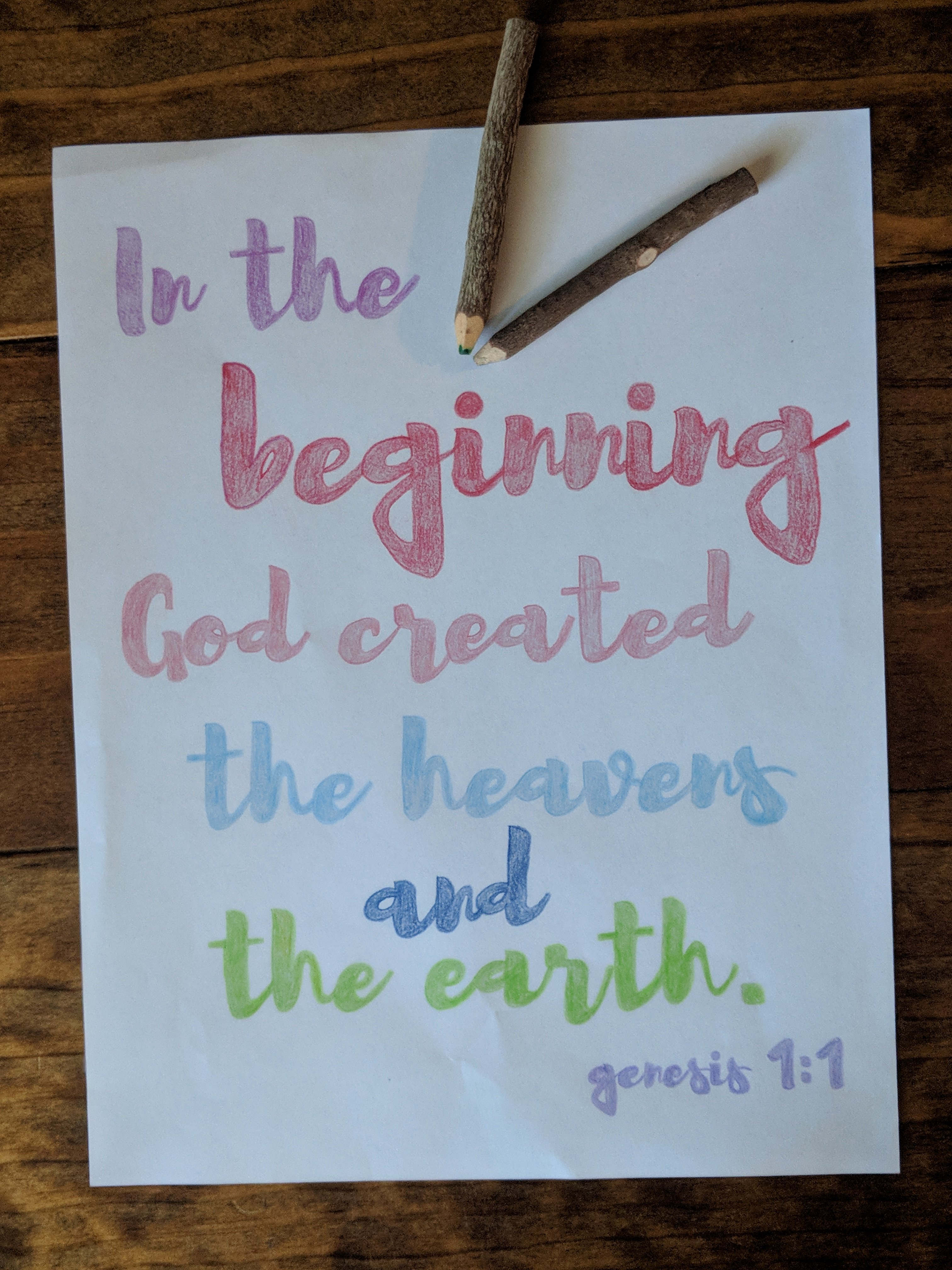 Getting Into the Word: A Bible Study Journaling Plan - This