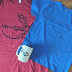 Homeschool Apparel and More