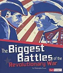 biggest battles of the revolutionary war