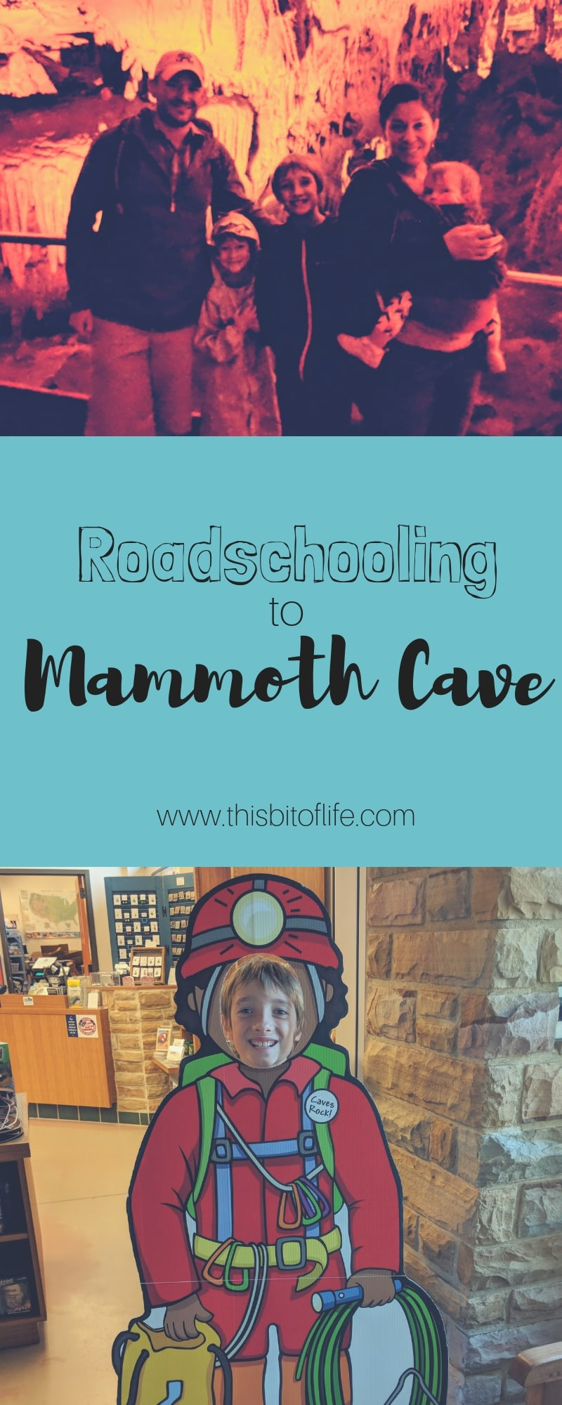 Roadschooling to Mammoth Cave. Homeschool lessons on the road. Traveling to Mammoth Cave as a part of our homeschool studies was the best learning experience! Field trip at it's finest. Add in the Junior Ranger program and your lessons are all set. #homeschooling #roadschooling #traveling #mammothcave #homeschool #homeeducation