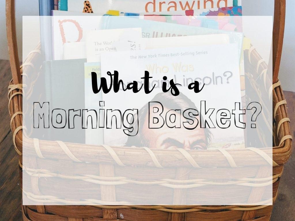 morning basket