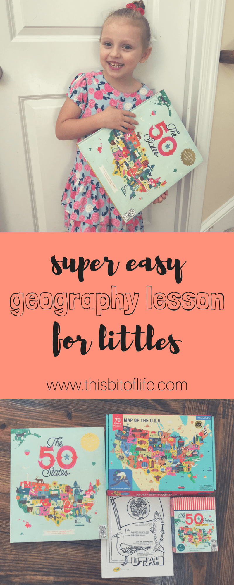 Super Easy Geography Lesson for Littles. This simple geography lesson is beautiful and perfect for our homeschooling geography curriuculum! It has everything ready for you, which makes it easy to add to your homeschool day. This can be used for preschool, kindergarten, and well into elementary for homeschoolers. A fun and easy, hands on geography! #homeschool #geography #preschool #kindergarten #homeschooling #homeschoolers #handson