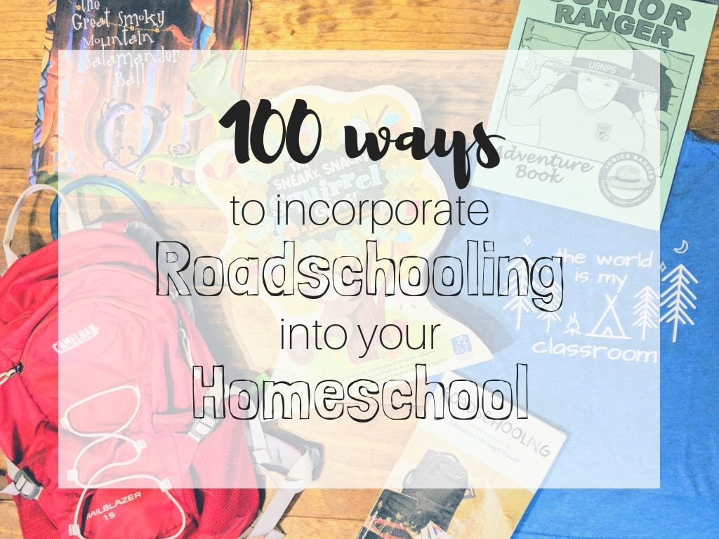 Homeschooling can be taken to the road to get real life learning! The world is full of learning opportunities. Roadschooling can take you there in your homeschool! Travel near or far to get real life history, hands on science, nature studies, and so much more. #roadschooling #homeschool #homeschooling #travel #ihn #ihomeschoolnetwork