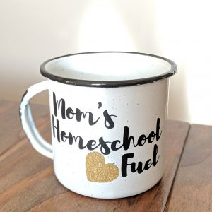 homeschool mom coffee mug