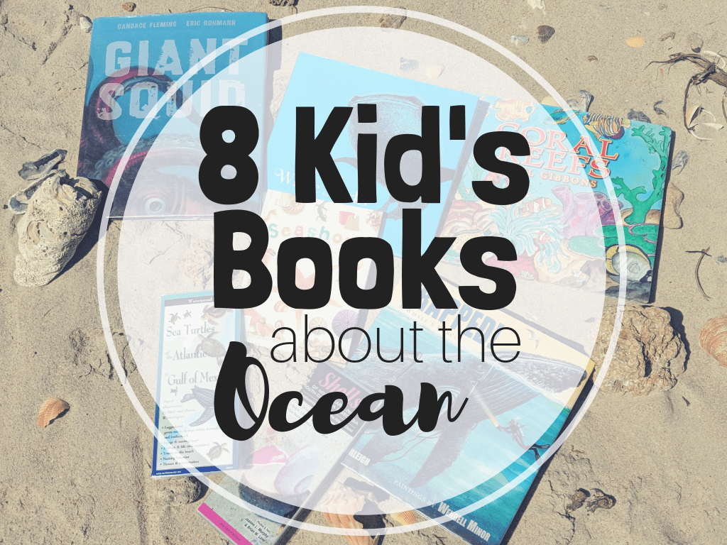kids books about the ocean