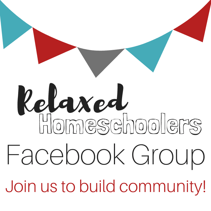 relaxed homeschoolers
