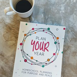 Plan Your Year Book