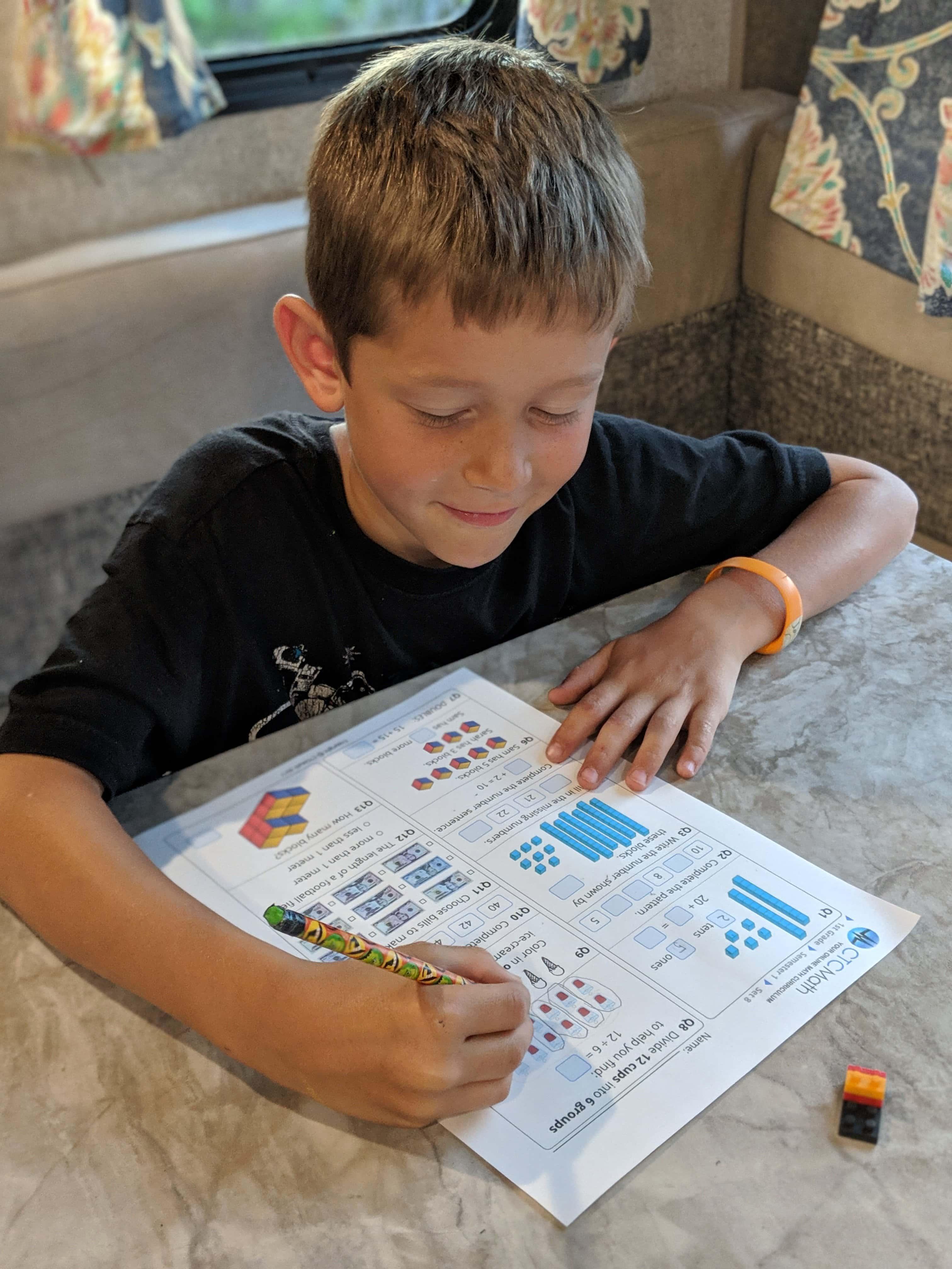 online math curriculum CTCMath