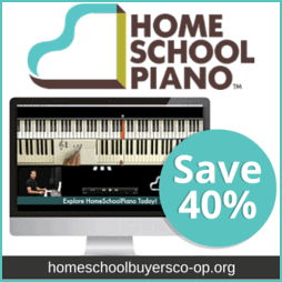 Homeschool Piano