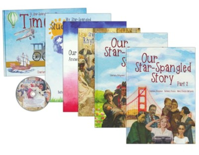 Our Star Spangled Story Notgrass Homeschool History Curriculum