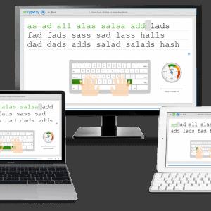 Typesy Typing Program for Homeschoolers