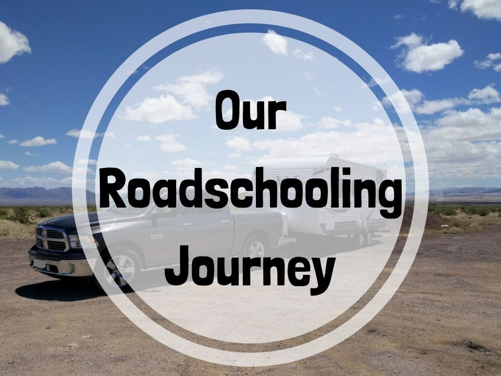 Our roadschooling journey