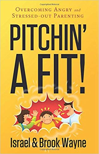 Pitchin' A Fit- a parenting book to helping you overcome stress and anger in your home!