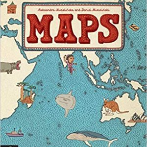 MAPS book. This book full of world maps is a homeschool must have for all geography and history needs!