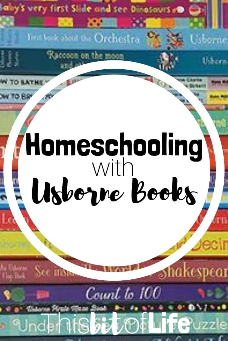 Homeschooling with Usborne Books. From Unit Studies to Chapter books, Usborne had all the books you need to add to your homeschool! #usbornebooks #homeschooling #relaxedhomeschooling #unitstudy #morningbakset