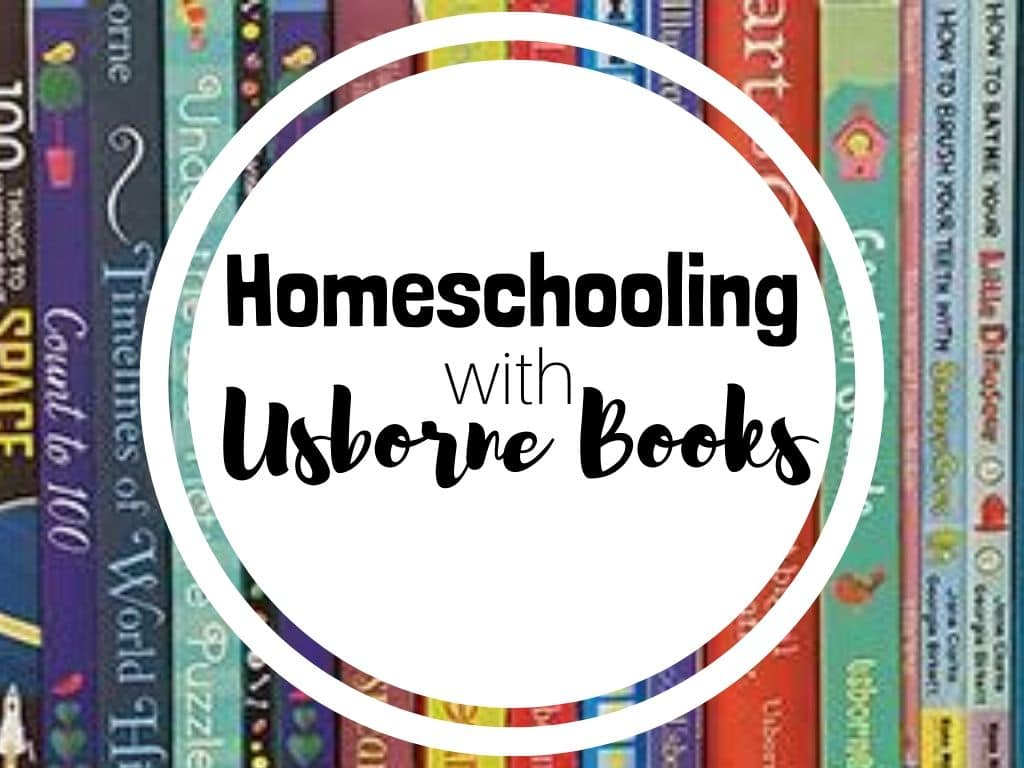 Homeschooling with Usborne Books. From Unit Studies to Chapter books, Usborne had all the books you need to add to your homeschool!
