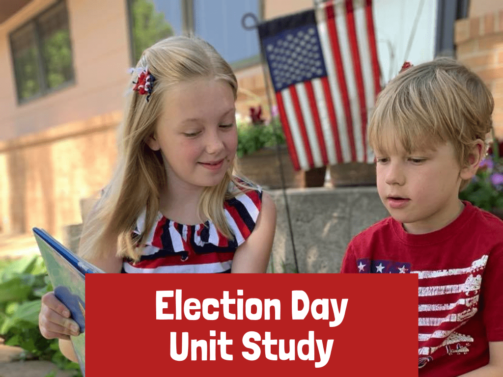 election day unit study