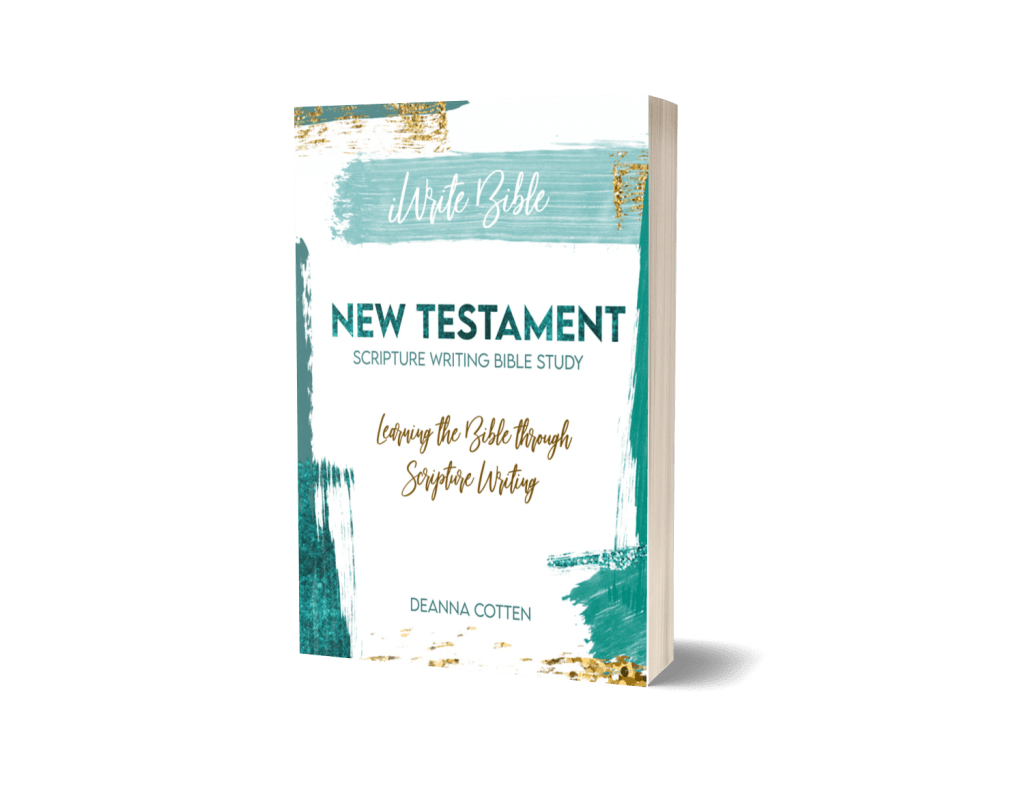 iWrite Bible New Testament