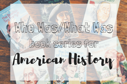 Who was/What was book series for American History