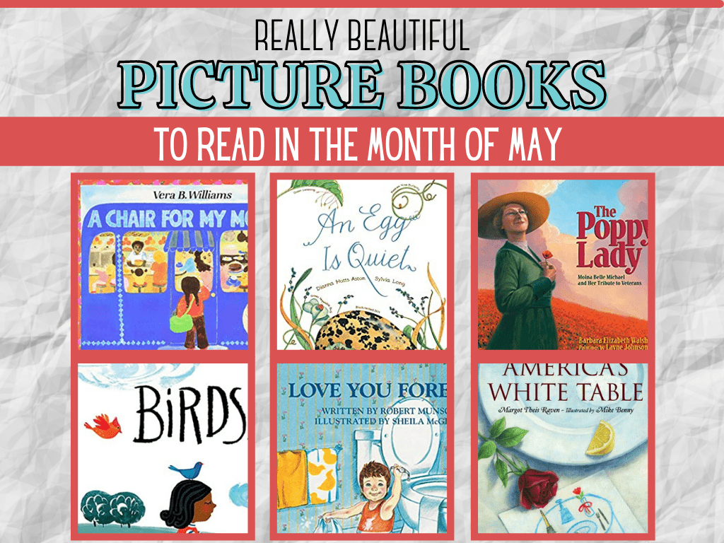 picture books for May
