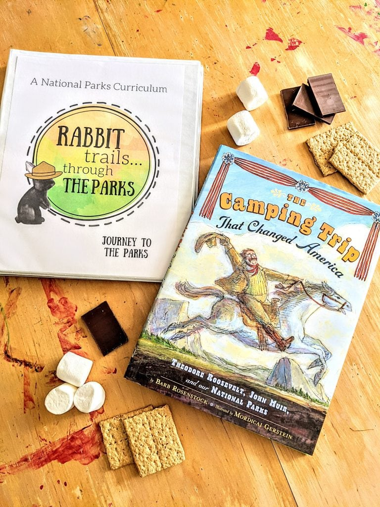 Rabbit Trails through the Parks: Journey to the Parks