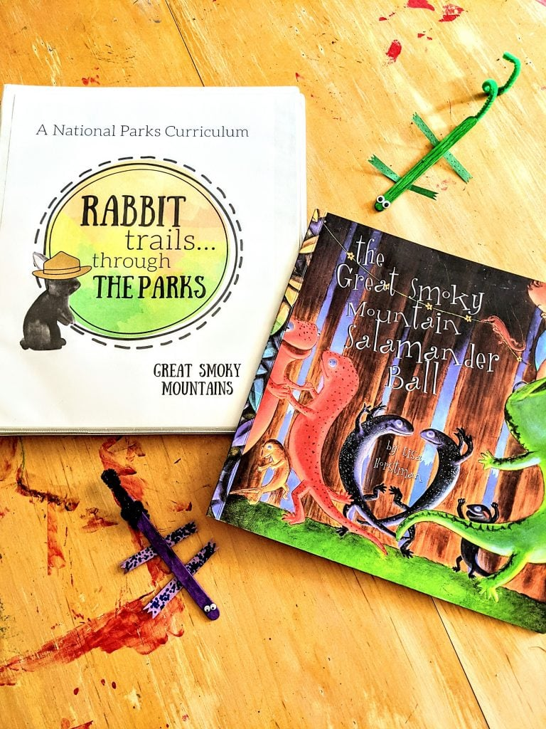 Rabbit Trails through the Parks: Great Smoky Mountains