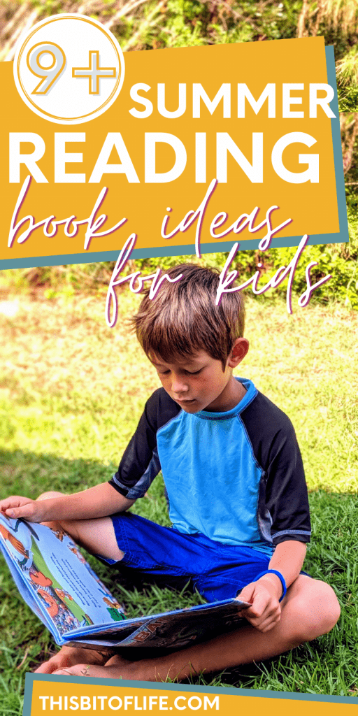 Summer reading- June book ideas for kids. Summer is here and it's the perfec time to read! Enjoy summer reading as a family with this children's book list for the month of June. Books for summer. Books for Father's day. Books for Juneteenth. Summer reading ideas. #summerreading #homeschooling