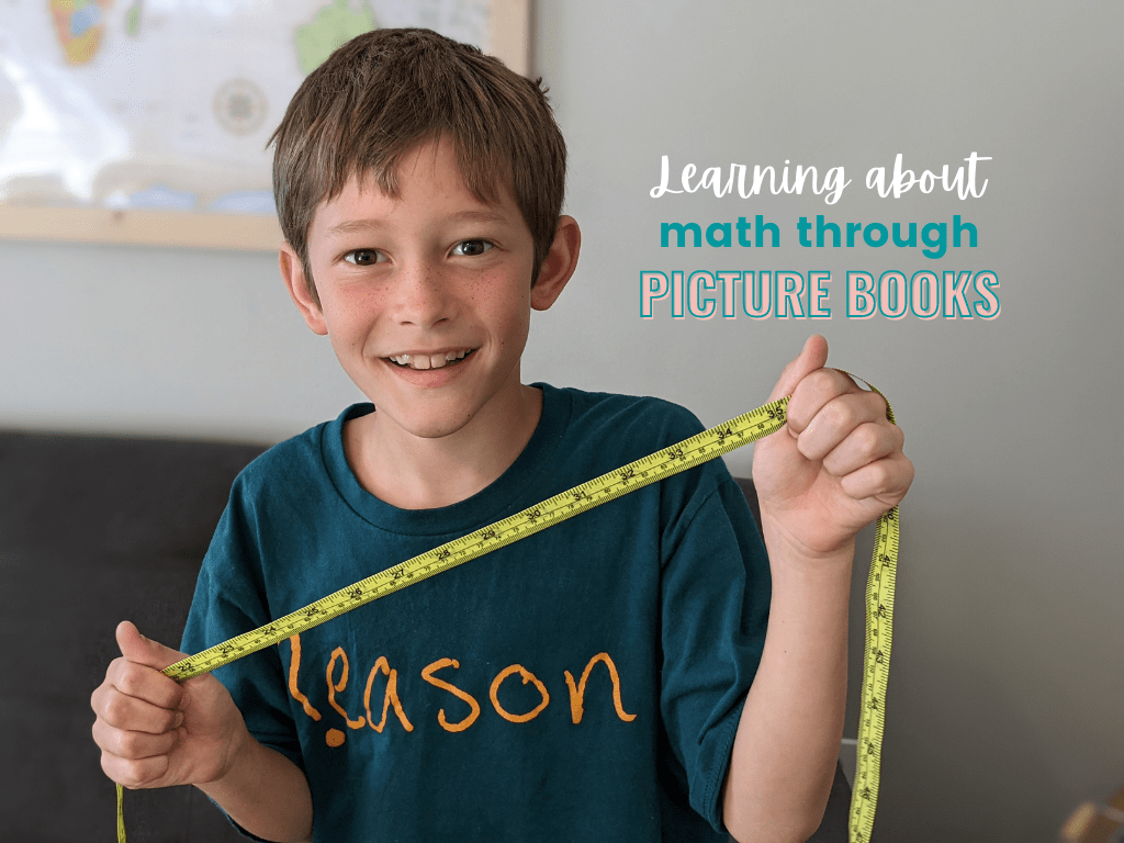 Learning about Math through Picture Books
