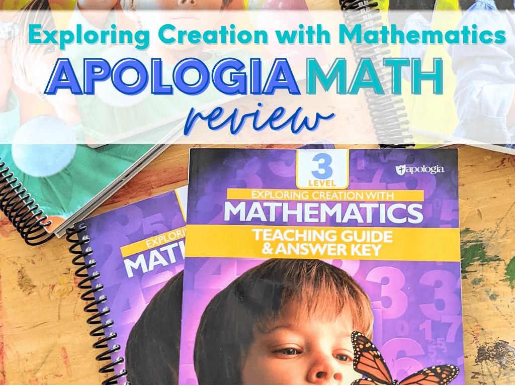 Apologia math review