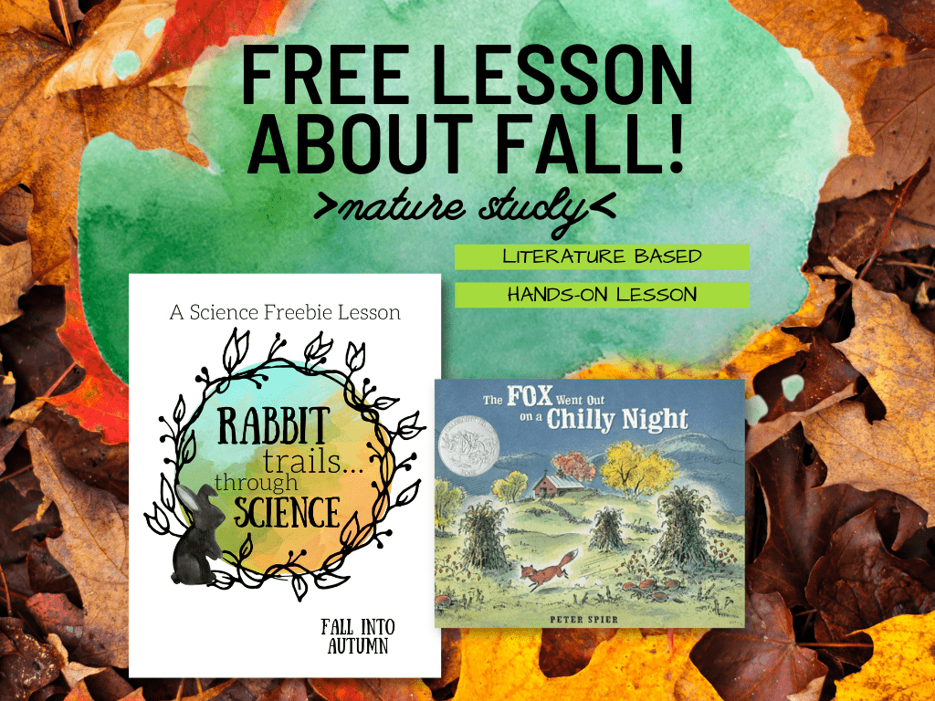 Free lesson about fall