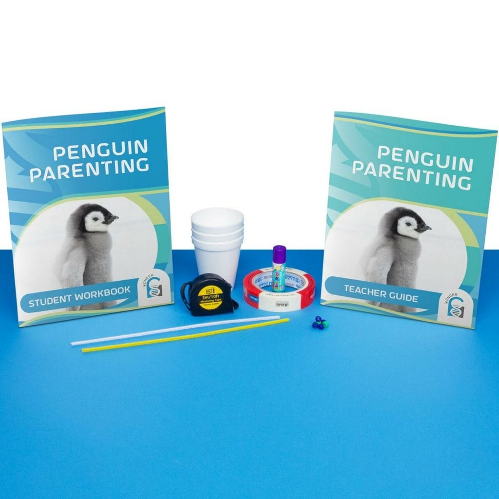 Penguin Parenting from Science Unlocked